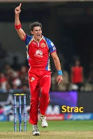 RCB will lose Mitchell Starc for first few matches in IPL 8