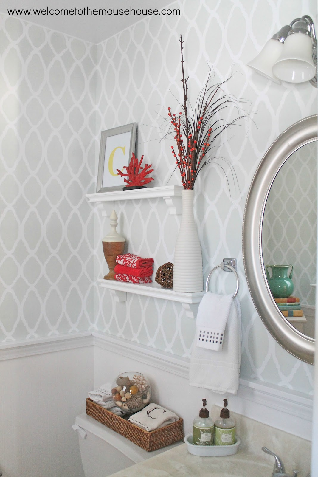 The Powder Room Reveal