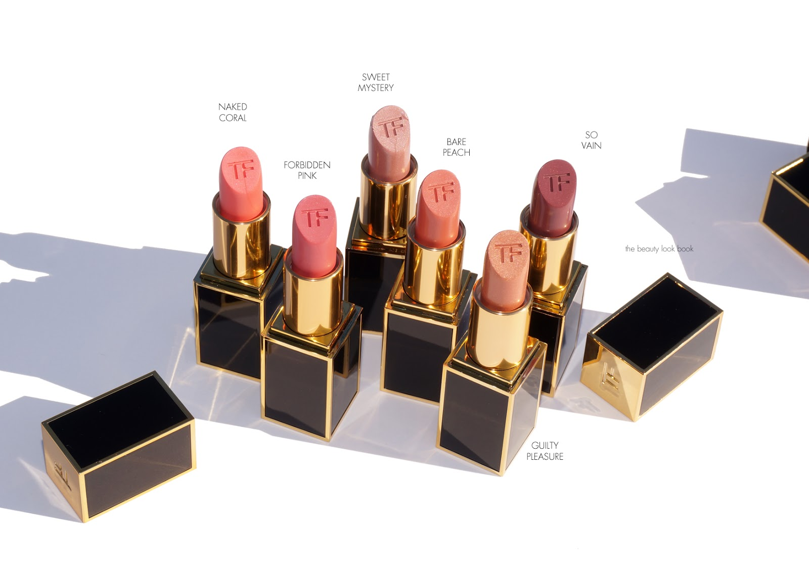 New Tom Ford Lip Colors for Fall 2015   The Beauty Look Book