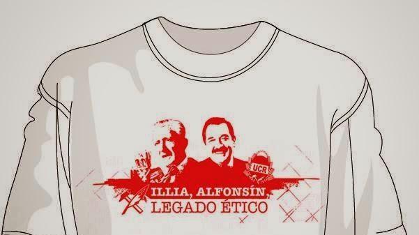 Illia, Alfonsín, legado ético