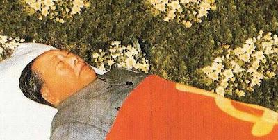 Mao Tse-tung embalsamado