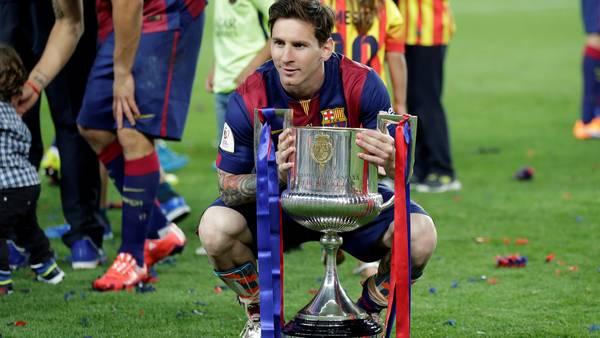 adidas espera que Messi repita su actuación de Copa en la Champions