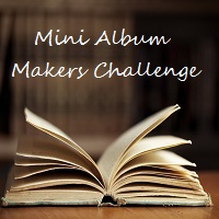 Check out Autumn's new Mini Album Makers Challenge!