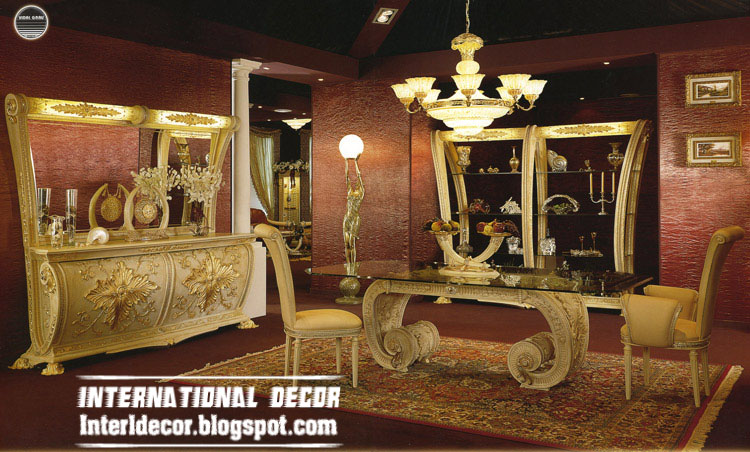 Amazing Luxury Italian Dining Room Furniture 750 x 452 · 117 kB · jpeg