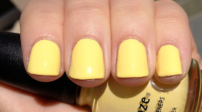 China Glaze Lemon Fizz