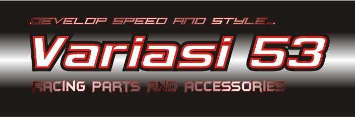 Toko Grosir Online Variasi 53 : Variasi Motor dan Racing Parts Motor