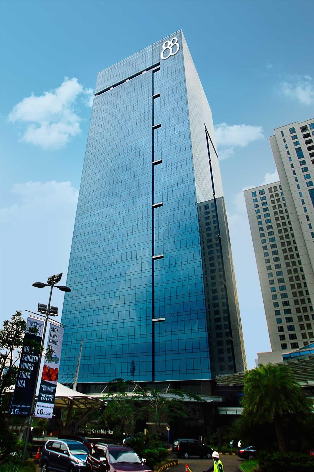Sewa Kantor Cassablanca 88 Office -  Kuningan Jakarta Selatan
