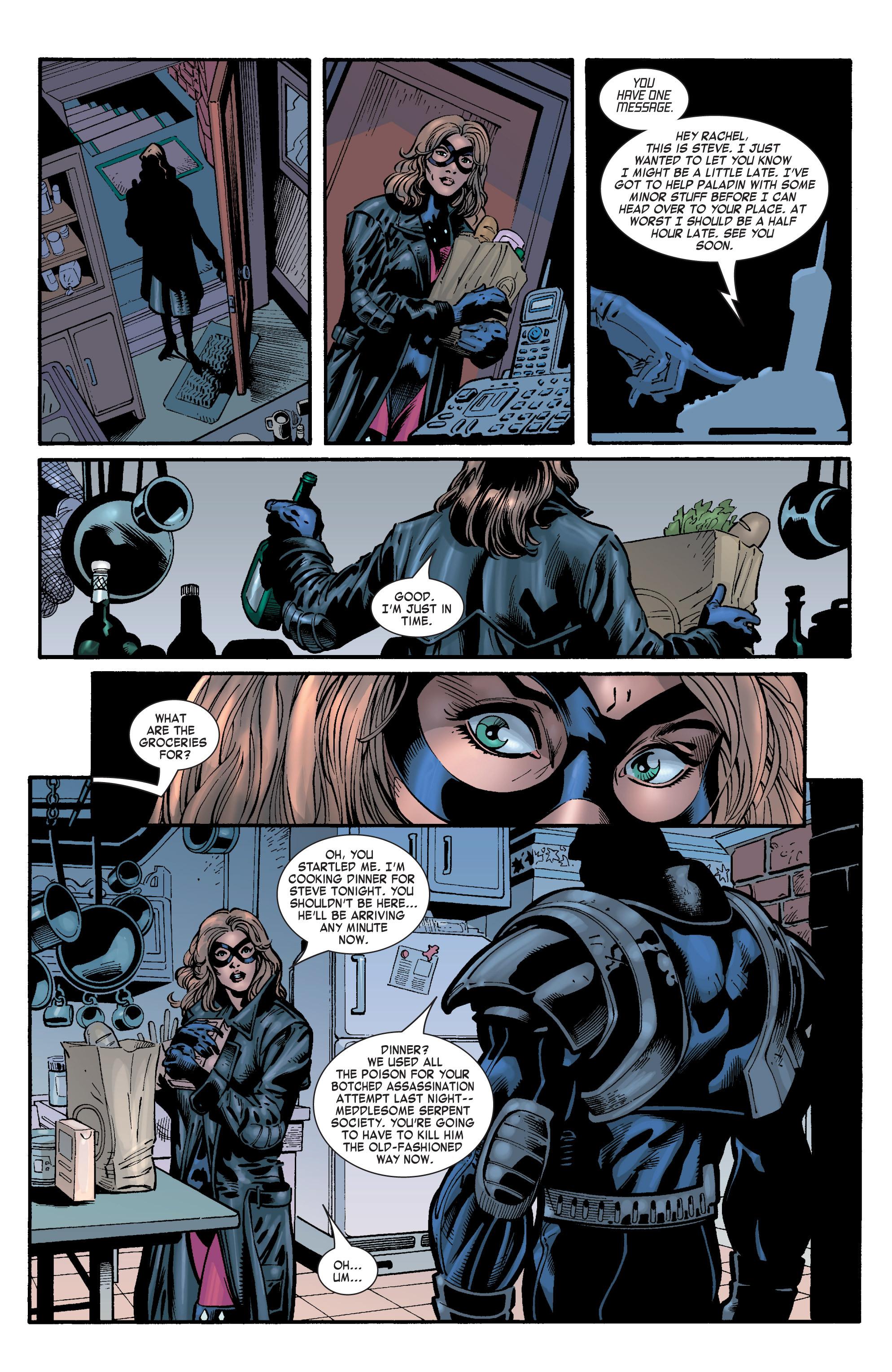 Captain America (2002) Issue #31 #32 - English 20