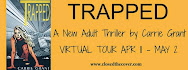 TRAPPED Virtual Tour & Giveaway!
