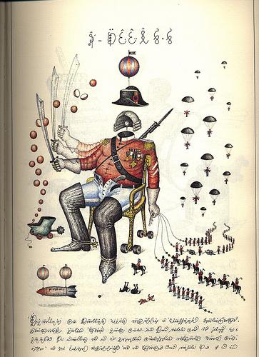 Le doux pamplemousse le codex voynich le manuscrit le - Le salon du manuscrit ...