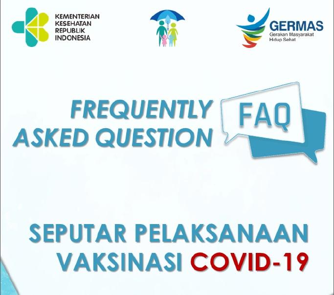 FAQ VAKSINASI COVID-19