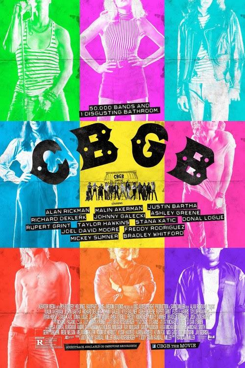 Ver CBGB (2013) Online