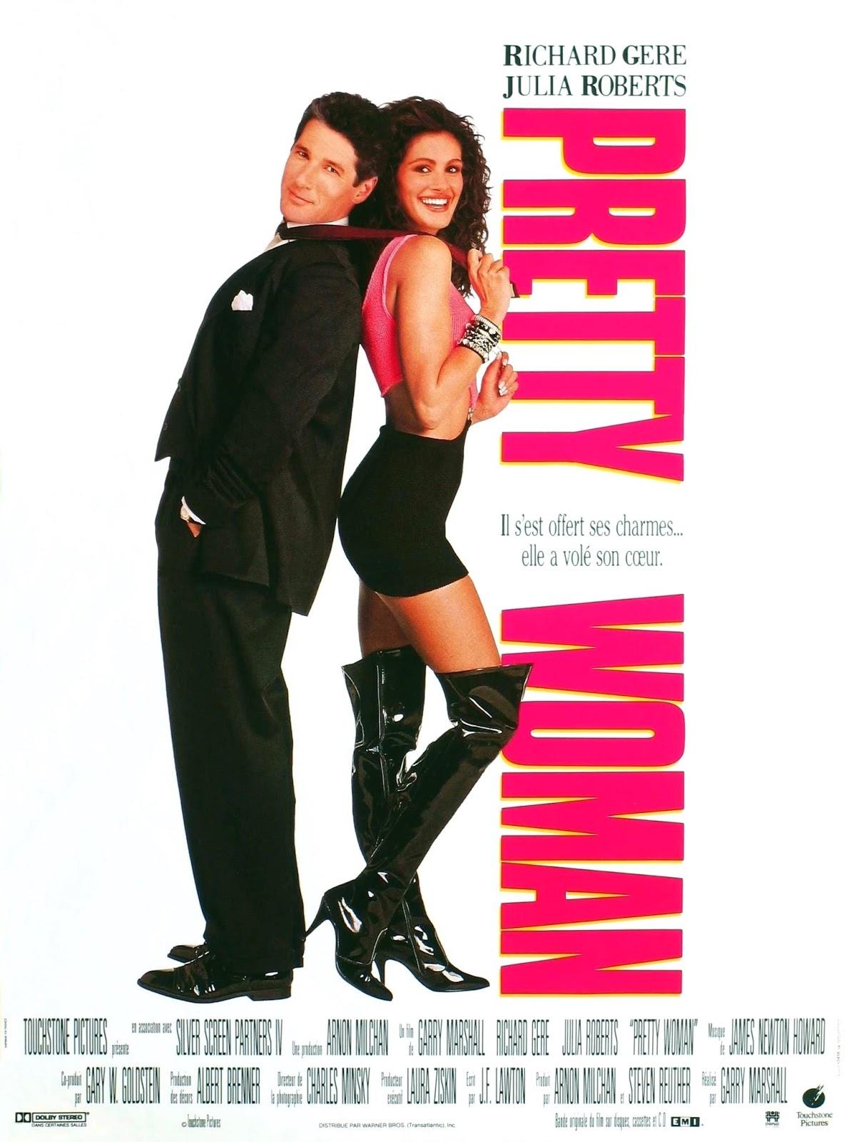 """""""Pretty Woman"""" poster / «Красотка» постер"""