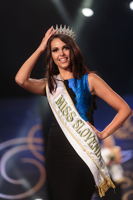 Miss Slovenije Slovenia 2013 winner Maja Cotic
