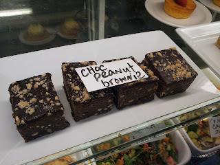 Peanut brownie image