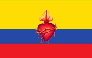 Bandera del Ecuador Católico