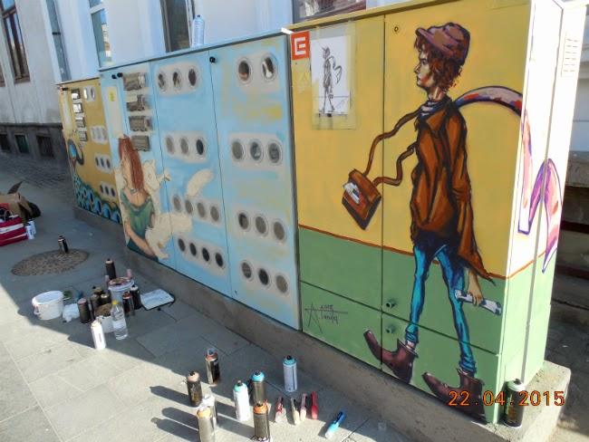 arta stradala in Craiova
