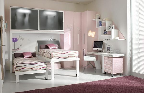 Ideas para la decoración de habitaciones compartidas de niños ...