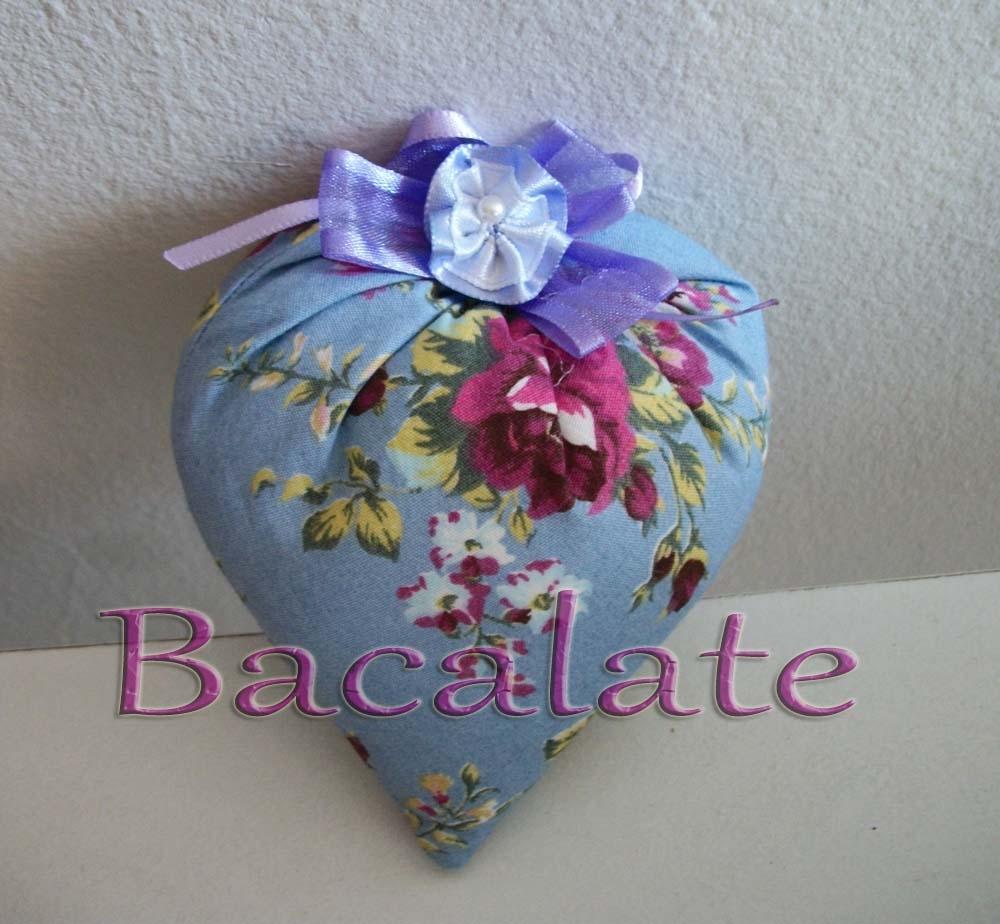 Coração Mágico Em Tecido Lembrancinha Dia Das Mães Bacalate