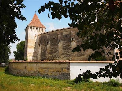 Iglesia de Hărman