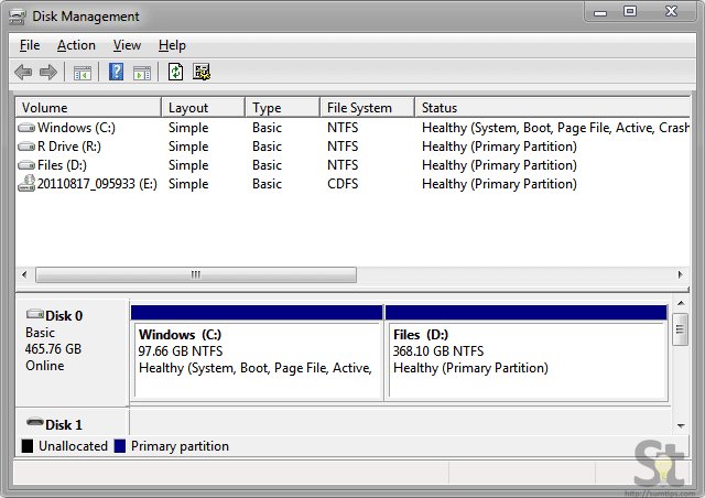 Assign Permanent Drive Letter to USB Devices in Windows