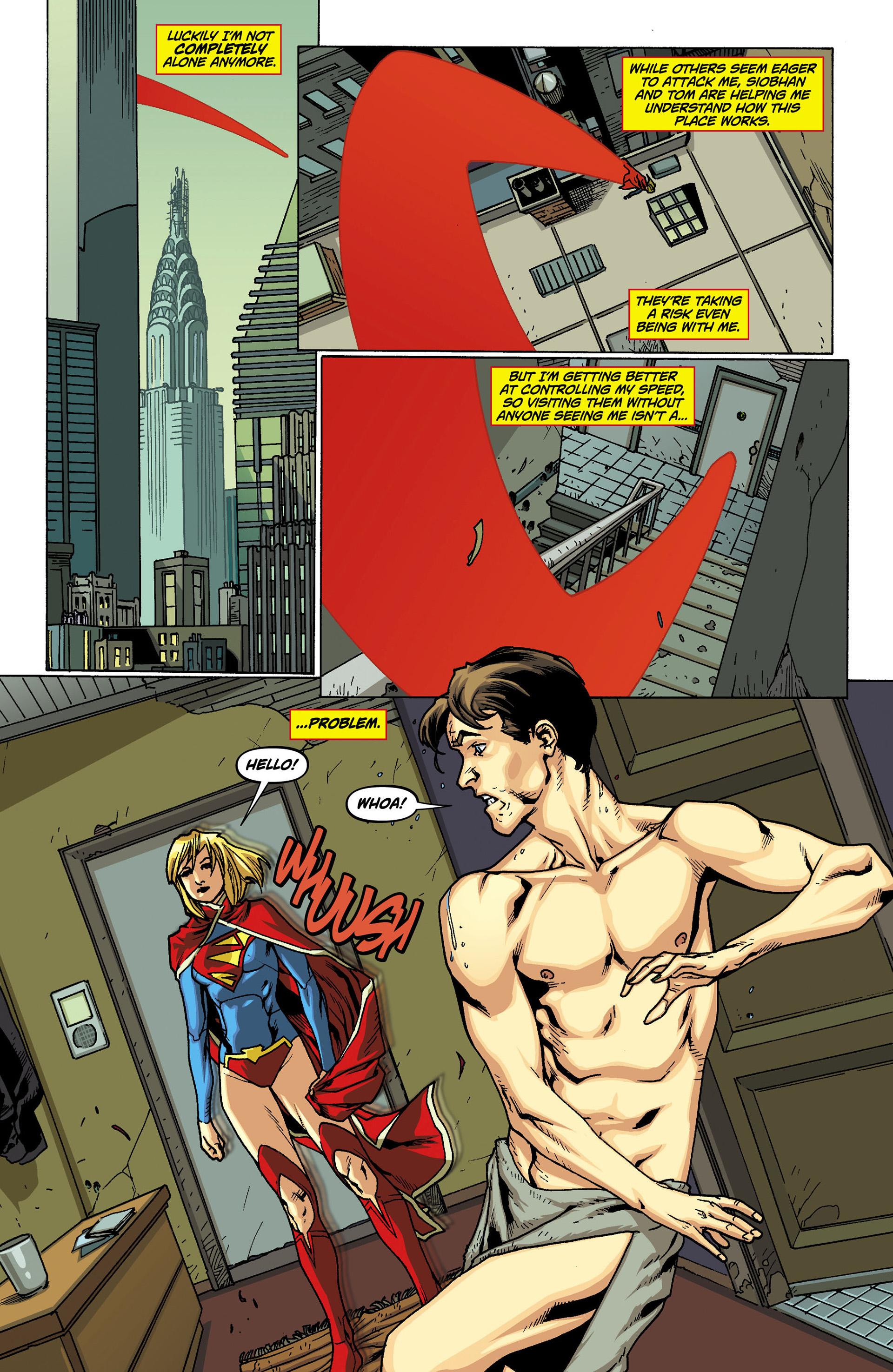 Supergirl (2011) Issue #11 #13 - English 4