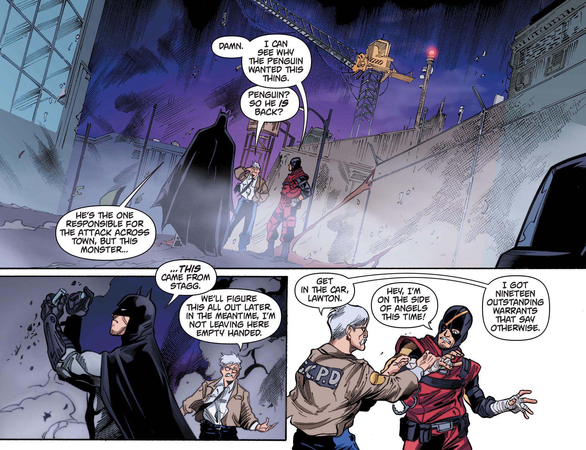 Batman: Arkham Knight [I] Issue #25 #27 - English 19