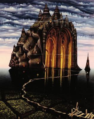 Amazing fantasy painting