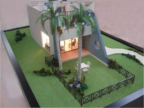 Apartamento modelo de Poblado de Oro