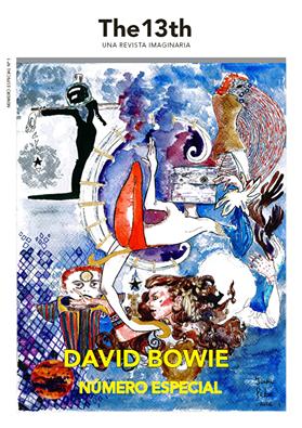 Mi Articulo sobre Bowie
