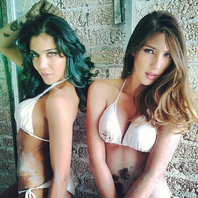 Ana Lucia Braksley y Erika Fernandez Nocturnenas tucnocturno