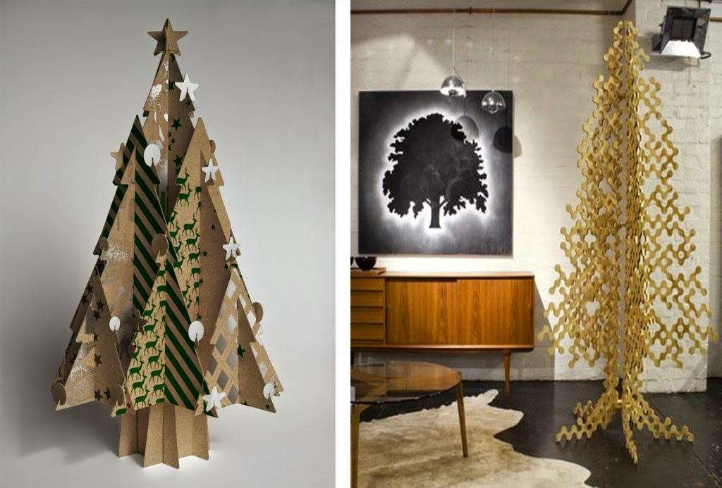 Arboles de navidad modernos y originales - Arboles de navidad originales ...
