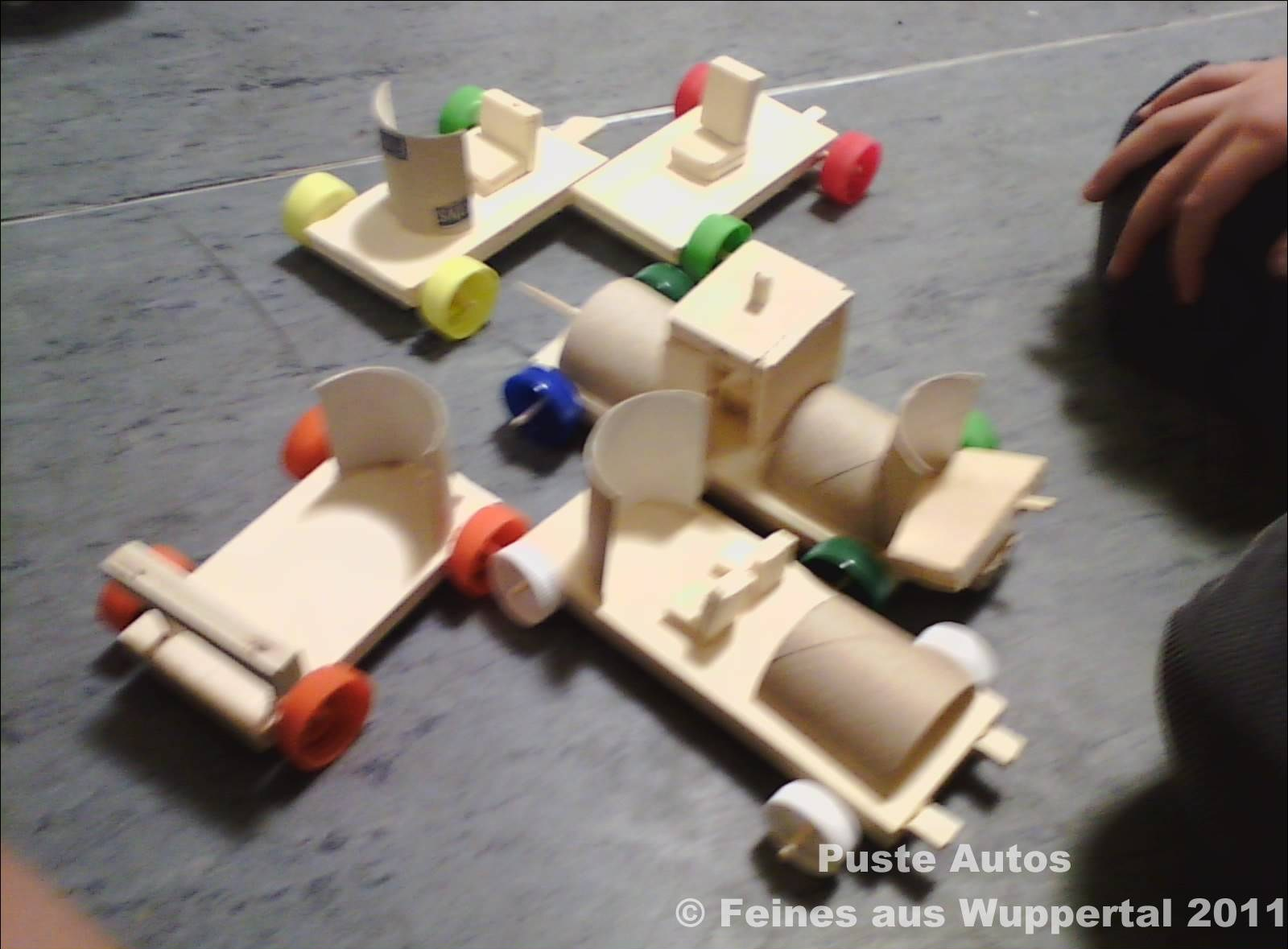 Puste Autos Ein Interessantes Holzwerkstattprojekt Fur Grundschulen