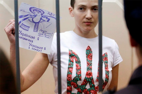 Deputy of Verkhovna Rada Savchenko became a Hero of Ukraine
