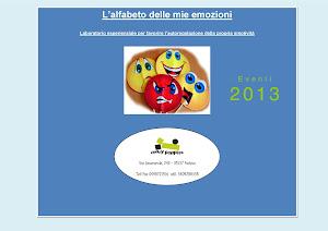 """""""L'Alfabeto delle mie Emozioni"""" per preadolescenti dagli 11 ai 14 anni"""