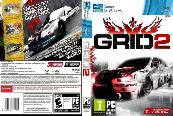تحميل لعبة GRID 2 برابط واحد مباشر