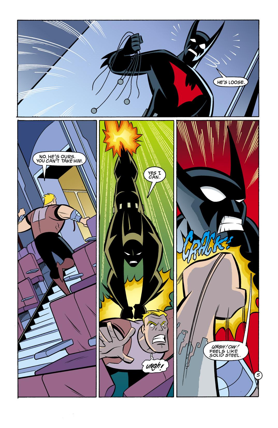 Batman Beyond [II] Issue #11 #11 - English 6