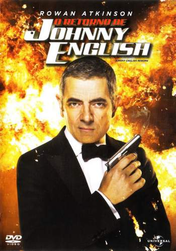 O Retorno de Johnny English Torrent - BluRay 720p/1080p Dual Áudio
