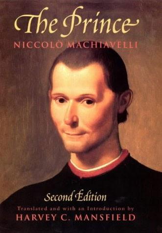 The prince niccolo machiavelli thesis