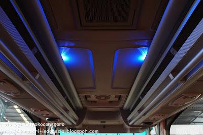 Bagasi Plafon Jetbus MD