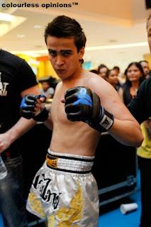 Allamurad Karayev Pretty Boy Malaysia MMA