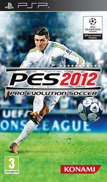 Pro Evolution 2012 PSP Descargar