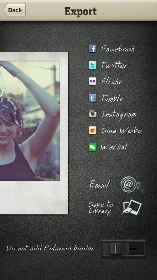 Instant: Polaroid Instant Cam v1.0.8