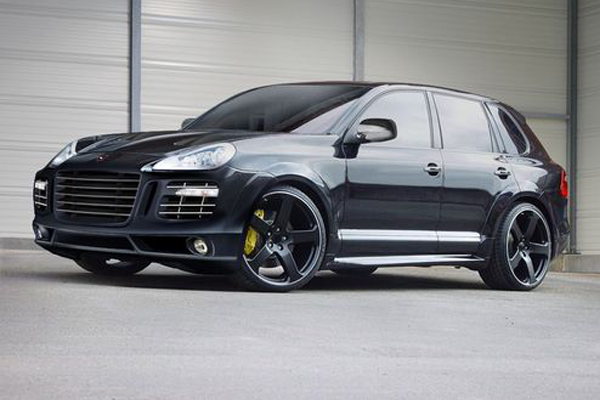 Monster garage trd porsche cayenne 955 957 for Garage porsche caen