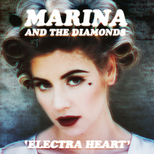 Marina and the Diamonds -Electra Heart