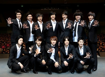 Harga Tiket Konser Super Junior di Jakarta - Super Junior menggelar