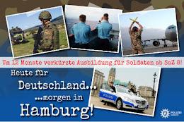 Personalmangel Mehr Polizisten in Hamburg – ein PR-Gag? Hamburger Abendblatt