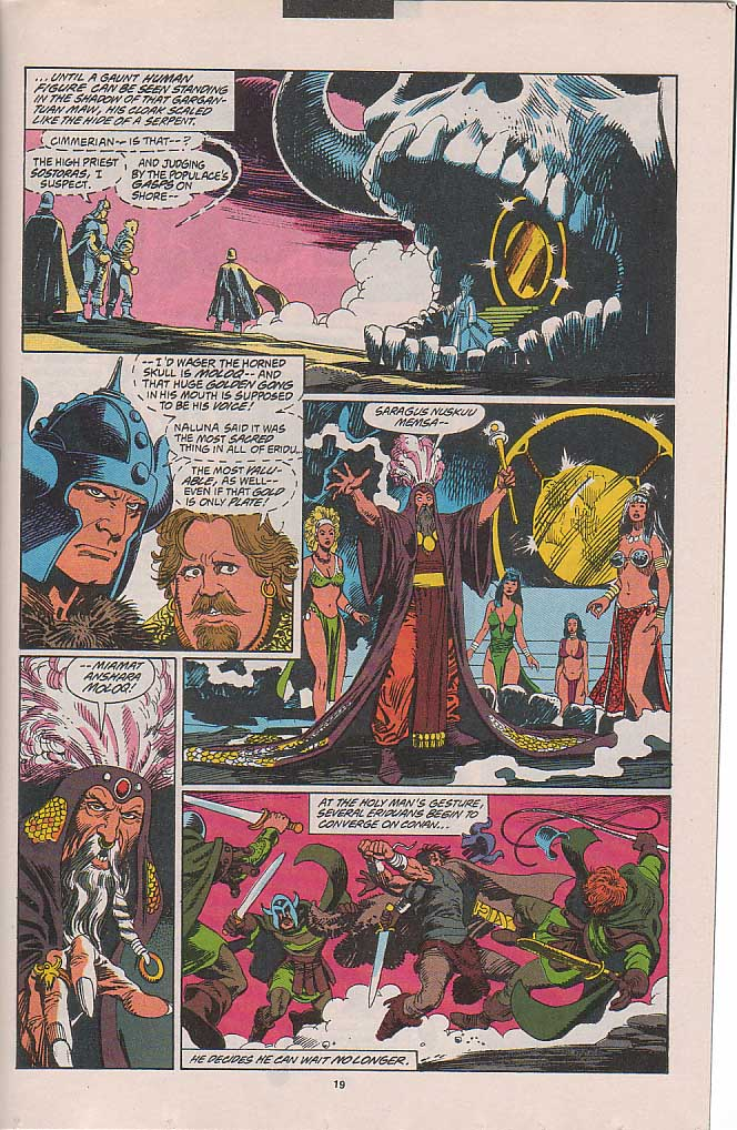 Conan the Barbarian (1970) Issue #263 #275 - English 13