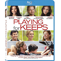 Playing for Keeps Blu-Ray DVD