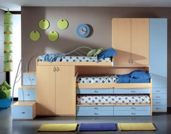 Usar el Feng Shui en el Dormitorio de los Niños  Infantil ...